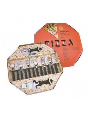 Kit para Pizza Preto Tramontina 25099/022